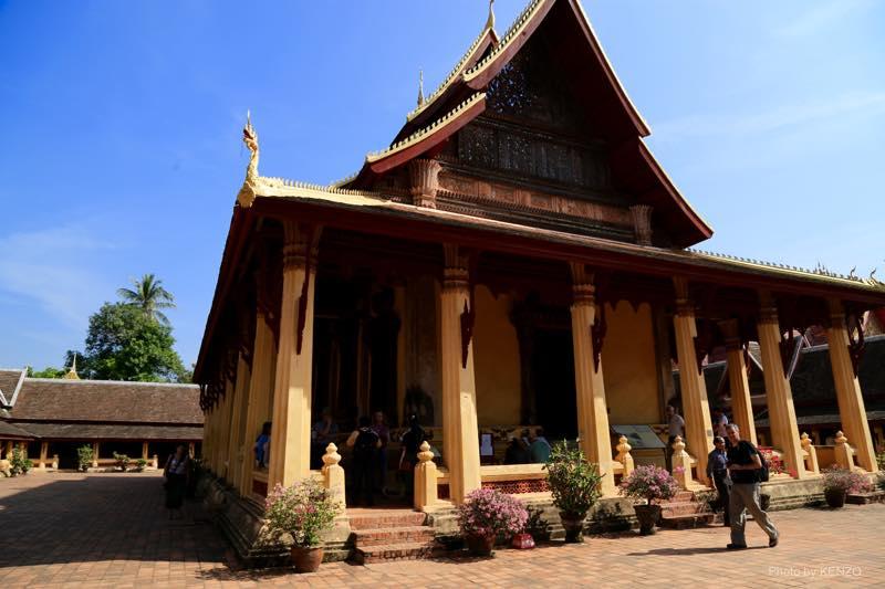 シーサケット寺院