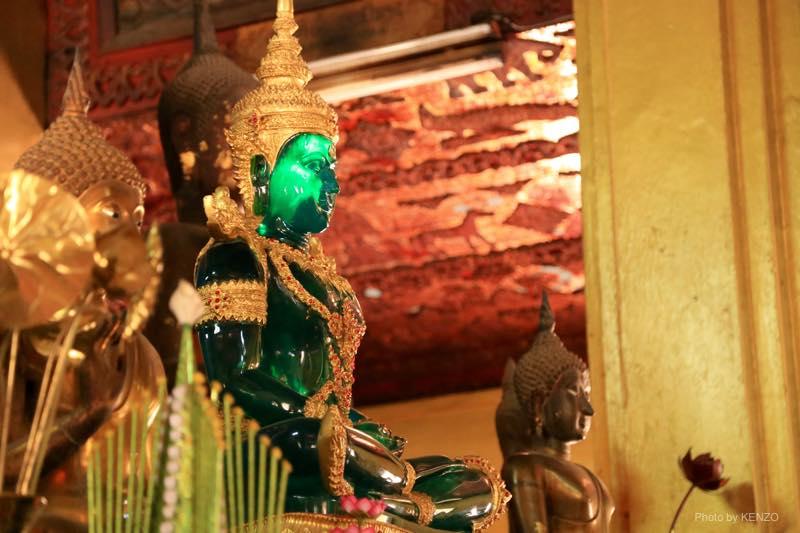 シームアン寺院-寺院内