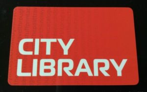 perth city library card