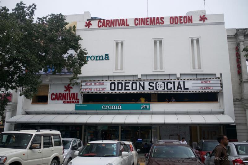 CARNIVAL CINEMAS ODEON