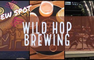 wildhopbrewring,ブルワリー,brewery,ビール工場,ヤリンガップ,おすすめブルワリー,ワイルドホップ,