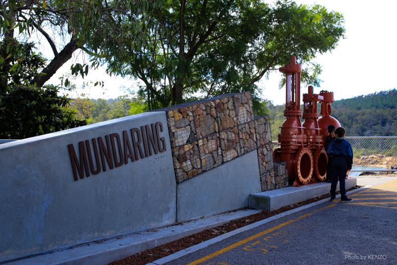 mundaring-dam