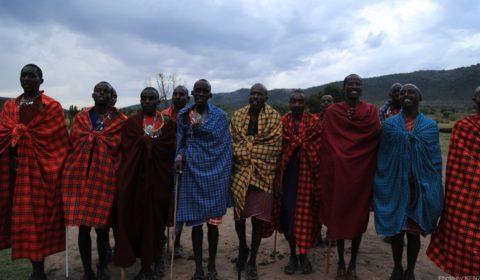 マサイ族,maasai,masai,マサイ村