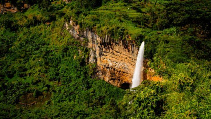 シピ滝,ウガンダ,sipifalls