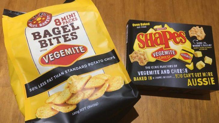 オーストラリアの国民食,お土産