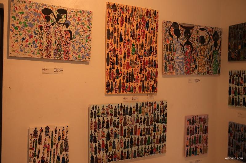 ルワンダ,現代アート,inema art,ギャラリー,アフリカ,芸術,